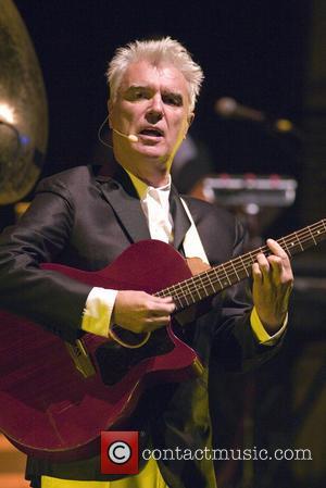 Glasgow Royal Concert Hall, David Byrne, St. Vincent