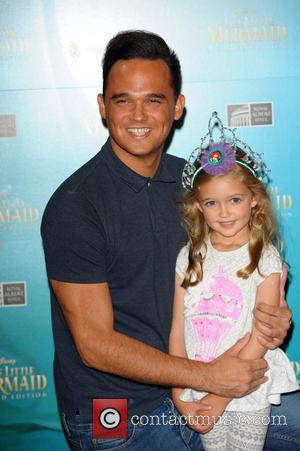 Gareth Gates - Screening of Disneys 'The Little Mermaid' held at the Royal Albert Hall - Arrivals - London, United...