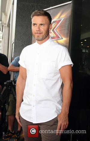 Gary Barlow - Press launch for the new series of...