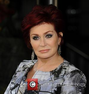 Sharon Osbourne - X Factor press launch