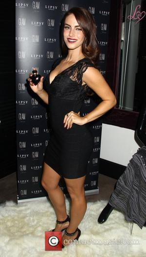 Jessica Lowndes - Celebrities attend the Lipsy 'Glam' fragrance launch held at the Cumberland hotel - London, United Kingdom -...