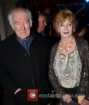 Seamus Heaney and Edna O'brien