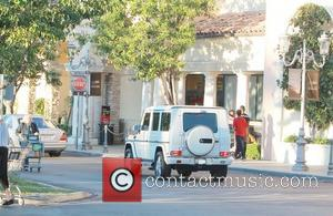 Photos of the Coldwater ave exit and the Van Nuys Jail where Lamar Odom was arrested and detained after DUI...