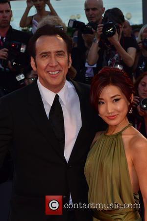 Nicolas Cage, Venice Film Festival