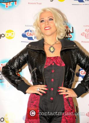 AMELIA LILY - Fusion Festival Birmingham 2013 - Arrivals - Birmingham, United Kingdom - Friday 30th August 2013
