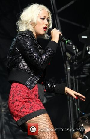 Amelia Lily - Fusion Festival Birmingham 2013 - Day One - Performances - Birmingham, United Kingdom - Saturday 31st August...