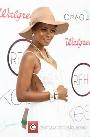 Eva Marcille - The Reed For Hope Foundation's 11th Annual Sunshine Beyond Summer Celebration - Westlake Village, California, United States...