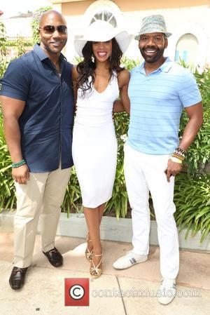 Wendy Raquel Robinson - The Reed For Hope Foundation's 11th Annual Sunshine Beyond Summer Celebration - Westlake Village, California, United...
