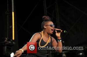 NAUGHTY BOY - Fusion Festival Birmingham 2013 - Day One - Performance - Birmingham, United Kingdom - Saturday 31st August...