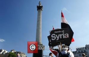 Anti and Trafalgar Square