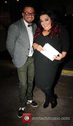 Lisa Riley and Robin Windsor - TheatreMAD presents 'West End Bares' in aid of The Make A Difference Trust at...