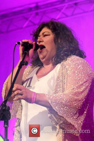 Cheryl Fergison - Cheryl Fergison and Marcus Collins perform with the East Midland's Sinfonia Viva Orchestra at The Darley Park...