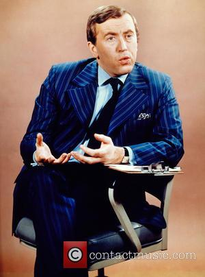File - File photos of David Frost