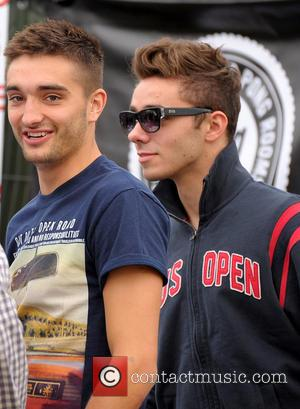 The Wanted, Nathan Sykes and Tom Parker