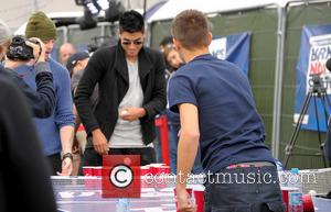 The Wanted, Siva Kaneswaran and Tom Parker