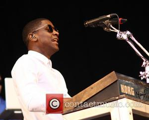 Labrinth - Fusion Festival 2013 - Performances - Day Two - Birmingham, United Kingdom - Sunday 1st September 2013