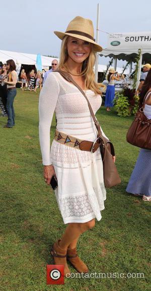 Christie Brinkley - Grand Prix Sunday at the 2013 Hampton Classic - Bridgehampton, NY, United States - Sunday 1st September...