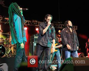 Damian Marley, Julian Marley and Stephan Marley