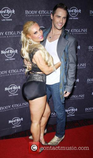 Coco Austin and Josh Strickland