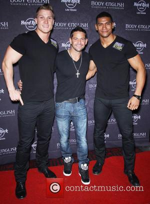 Jeff Timmons - Coco hosts Sunday School at Body English Nightclub & Afterhours inside the Hard Rock Hotel and Casino....