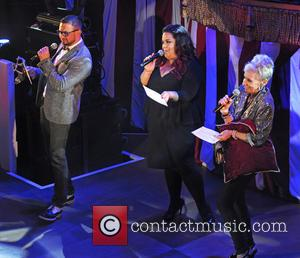 Robin Windsor, Anita Dobson and Lisa Riley