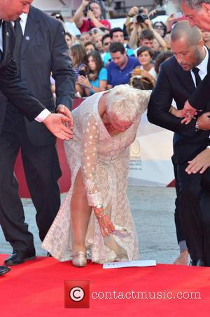 Dame Judy Dench - 70th Venice Film Festival - Philomena - Premiere - Venice, Italy - Sunday 1st September 2013