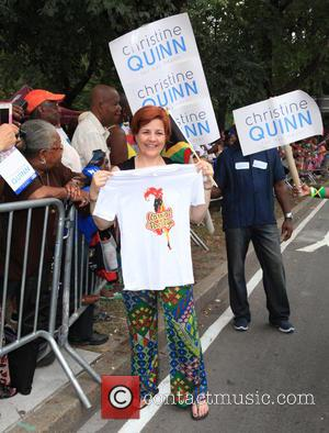Christine Quinn and For Mayor Of Nyc