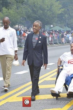 Reverend Al Sharpton - West Indian Day Parade 2013 in the Brooklyn where over a million people are expected to...