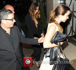 Olivia Wilde and Guest