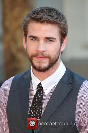 Liam Hemsworth, Rush Premiere