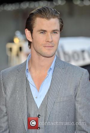 Chris Hemsworth - World Premiere Of 'Rush'