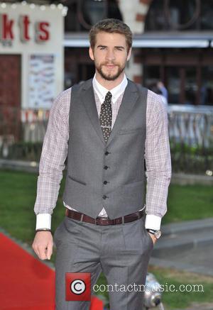 Liam Hemsworth, Rush Premiere