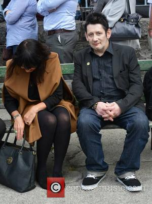 Victoria Mary Clarke and Shane Macgowan
