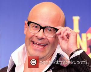 Harry Hill - I Can't Sing! The X Factor Musical - Photocall - London, United Kingdom - Monday 2nd September...