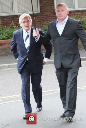 William Roache - Coronation Street actor William Roache arrives at Preston Crown Court to face allegations of historic sex offences....