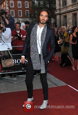 Russell Brand - GQ Men of the Year Awards