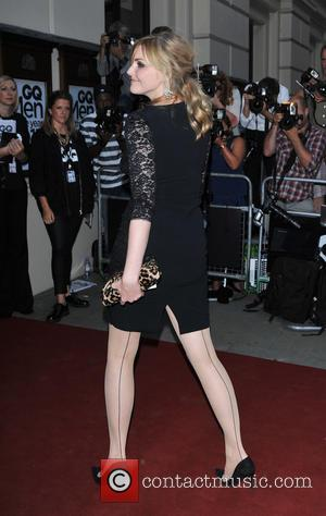 Sophie Dahl - GQ Men of the Year Awards 2013 at the Royal Opera House - Arrivals - London, United...