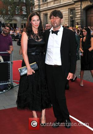Alex James and guest - GQ Men of the Year Awards held at the Royal Opera House - Arrivals -...