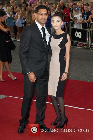 Amir Khan - GQ Men of the Year Awards held at the Royal Opera House - Arrivals - London, United...