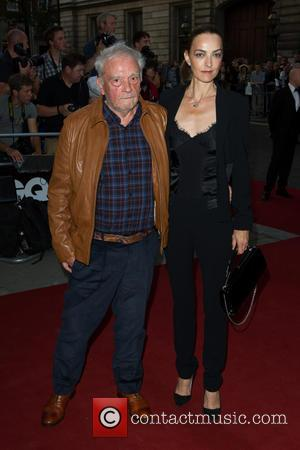 David Bailey - GQ Men of the Year Awards held at the Royal Opera House - Arrivals - London, United...