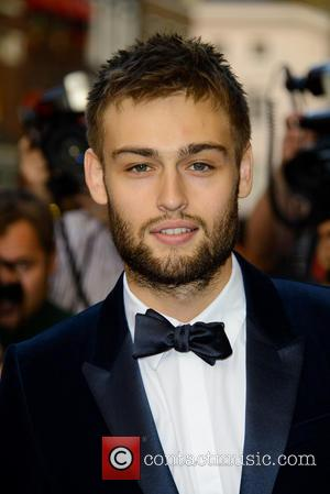 Douglas Booth - GQ Men of the Year Awards 2013 at the Royal Opera House - Arrivals - London, United...