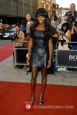 Lorraine Pascal - GQ Men of the Year Awards 2013 at the Royal Opera House - Arrivals - London, United...