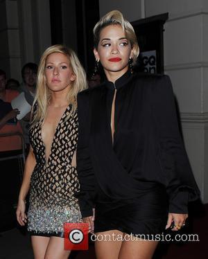 Rita Ora and Ellie Goulding