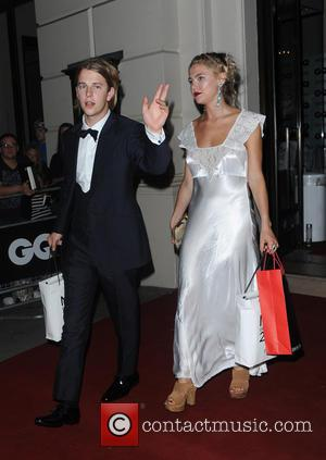 Tom Odell - GQ Men of the Year Awards held at the Royal Opera House - Departures - London, United...