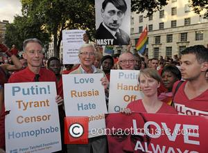 Atmosphere, Peter Tatchell and Paul O'grady