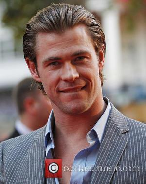Chris Hemsworth, Odeon Leicester Square