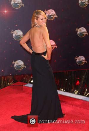 Tess Daly - Strictly Come Dancing red carpet launch event held at Elstree studios - Arrivals - London, United Kingdom...