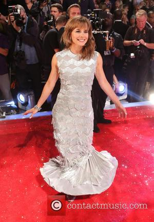 Darcey Bussell - Strictly Come Dancing red carpet launch event held at Elstree studios - Arrivals - Tuesday 3rd September...