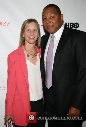 Melanie Shorin and Wynton Marsalis