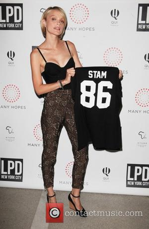 Jessica Stam - Jessica Stam and LPD New York's creator Benjamin Fainlight host an evening to celebrate the launch of...